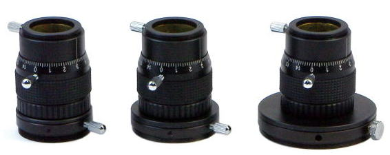 Helical Focusers for CCD AutoGuider