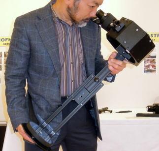 ZINGARO-6 hand-held observing